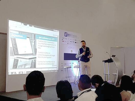 Iván Palomera - CEO Smartup